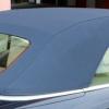 AUDI A4 Capote toile bleu
