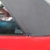 VW GOLF Toile PVC noir