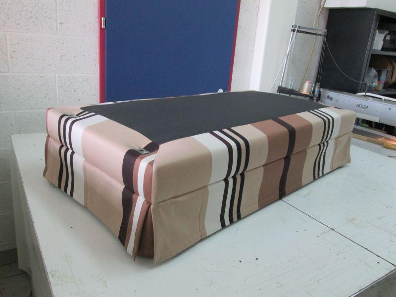 Canapé tissu