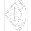Selle HD avec cristallisation SWAROWSKI
